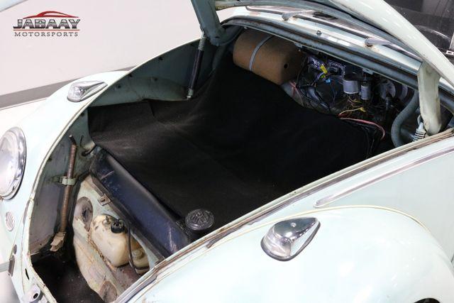 1966 Volkswagen Beetle Merrillville, Indiana 24