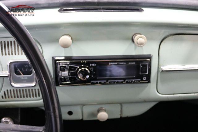 1966 Volkswagen Beetle Merrillville, Indiana 20