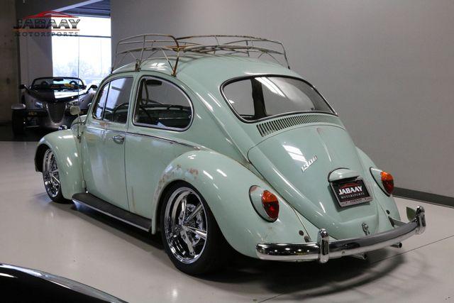 1966 Volkswagen Beetle Merrillville, Indiana 2