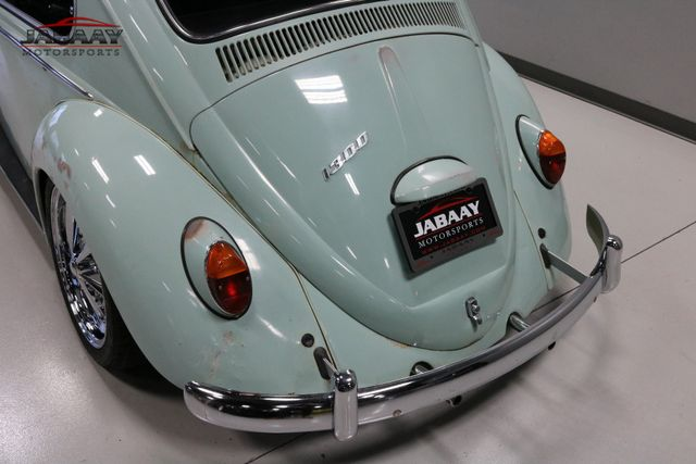 1966 Volkswagen Beetle Merrillville, Indiana 28