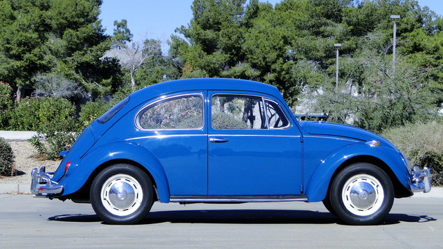 1966 Sea Blue Vw Beetle For Sale Oldbug Com: Classic FREE SHIPPING WITH BUY IT