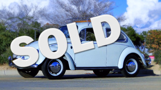 1966 Volkswagen TYPE 1 SEDAN CALIFORNIA VW Phoenix, Arizona