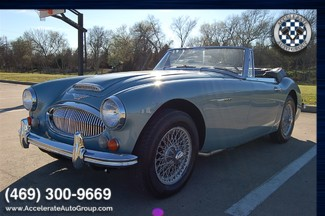 1967 Austin Healey 3000 ONLY 44K MILES - ULTRA ORIGINAL HERITAGE CERT | Garland, Texas | Accelerate Auto Group in Garland