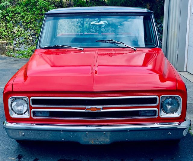 1967 Chevrolet C10 Pickup 2WD - Harrisonburg,VA