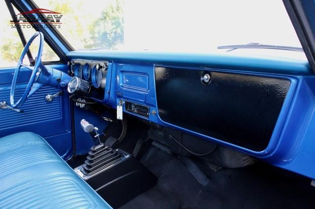 1967 Chevrolet C10 Merrillville, Indiana 79