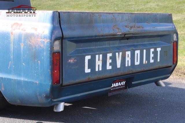 1967 Chevrolet C10 Merrillville, Indiana 58