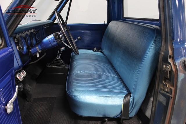 1967 Chevrolet C10 Merrillville, Indiana 12
