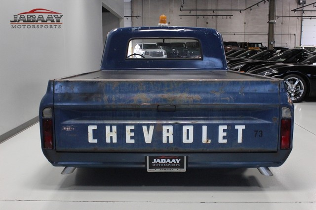 1967 Chevrolet C10 Merrillville, Indiana 3