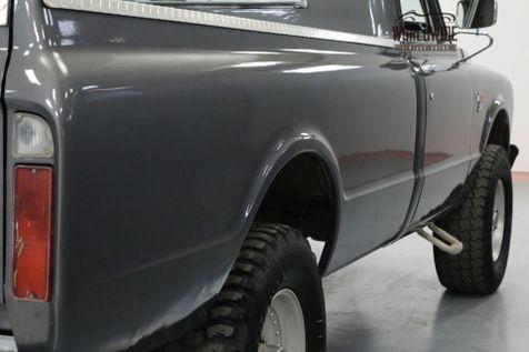 1967 Chevrolet C20 RARE 3/4 TON FACTORY A/C 350 V8 VORTEC HEADS | Denver, CO | Worldwide Vintage Autos in Denver, CO