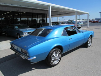 1967 Chevrolet Camaro Blanchard, Oklahoma 7