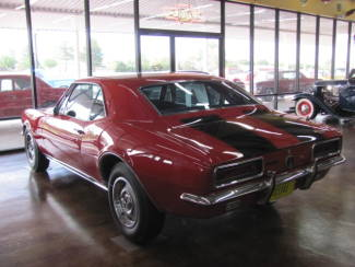 1967 Chevrolet Camaro Z28 (Clone) Blanchard, Oklahoma 1