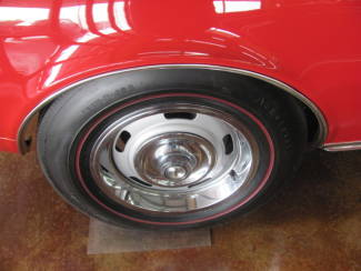 1967 Chevrolet Camaro Z28 (Clone) Blanchard, Oklahoma 9
