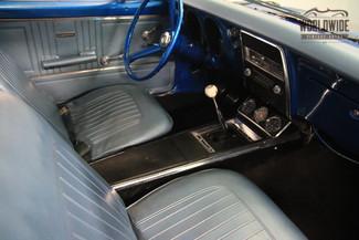 1967 Chevrolet CAMARO NUMBERS MATCHING 327/230V8 4 SPD in Denver, Colorado