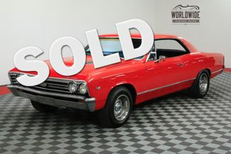 1967 Chevrolet CHEVELLE RESTORED SS TRIBUTE BIG BLOCK 10K MILES | Denver, CO | WORLDWIDE VINTAGE AUTOS in Denver CO
