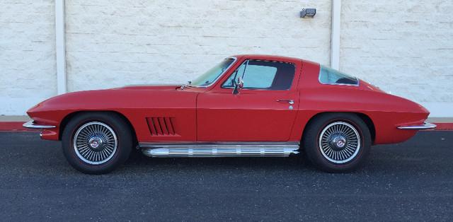 1967 Chevrolet Corvette Stingray Lubbock Texas