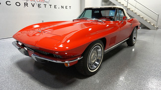 1967 Chevrolet Corvette in Lubbock Texas