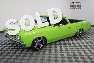 1967 Chevrolet EL CAMINO RESTORED SHOW CAR. TPI V8! AIR RIDE! | Denver, Colorado | Worldwide Vintage Autos in Denver Colorado