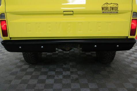 1967 Chevrolet K10 4X4 LIFTED 350 V8 PS PB | Denver, CO | Worldwide Vintage Autos in Denver, CO