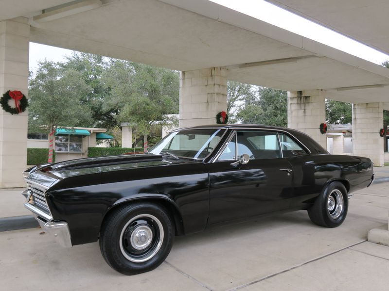 1967 Chevrolet Malibu  in Houston Texas