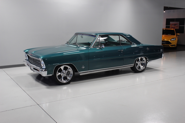 1966 Chevrolet Nova Merrillville, Indiana 33