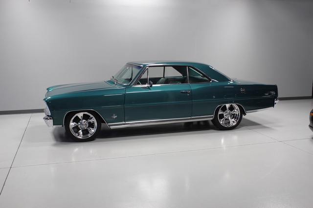 1966 Chevrolet Nova Merrillville, Indiana 34