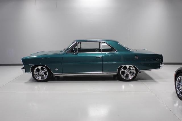 1967 Chevrolet Nova Merrillville, Indiana 35