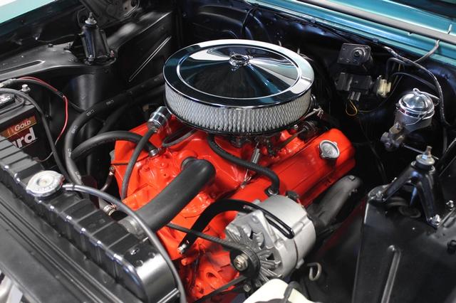 1966 Chevrolet Nova Merrillville, Indiana 9