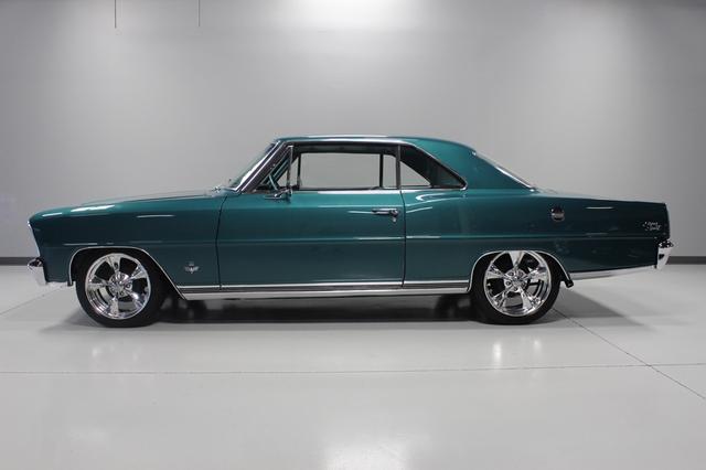 1966 Chevrolet Nova Merrillville, Indiana 1