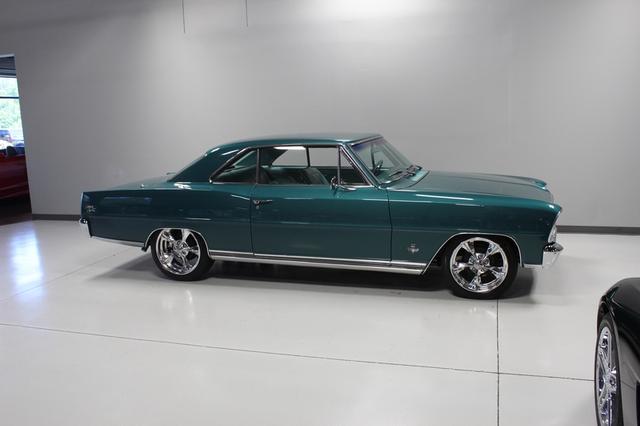1966 Chevrolet Nova Merrillville, Indiana 42