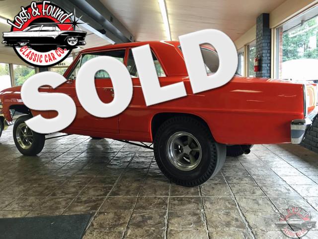 1967 Chevrolet Nova Gasser Price Reduced Mt Vernon Wa