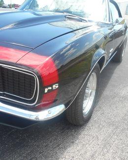 1967 Chevy Camaro Blanchard, Oklahoma 3