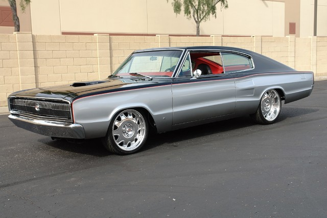1967 Dodge Charger  CHIP FOOSE Phoenix, AZ 14