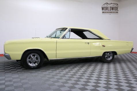 1967 Dodge CORONET R/T 440 HI PERFORMANCE V8 AUTOMATIC PS PB | Denver, Colorado | Worldwide Vintage Autos in Denver, Colorado