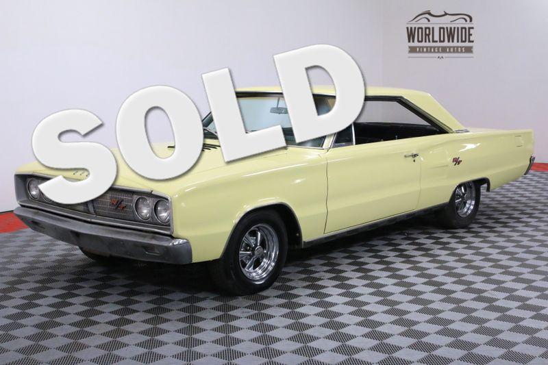 1967 Dodge CORONET R/T 440 HI PERFORMANCE V8 AUTOMATIC PS PB | Denver, CO | Worldwide Vintage Autos