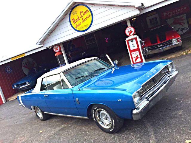 1967 Dodge DART GT GT RedLineMuscleCars.com, Oklahoma 0