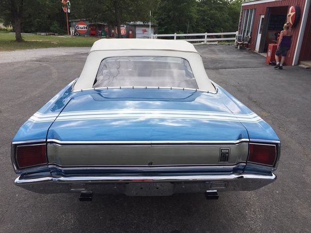 1967 Dodge DART GT GT RedLineMuscleCars.com, Oklahoma 26