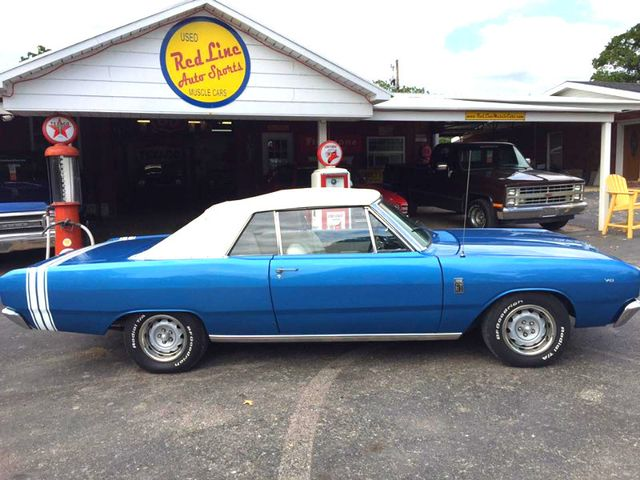 1967 Dodge DART GT GT RedLineMuscleCars.com, Oklahoma 6