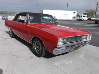 1967 Dodge Dart -Utah Showroom Newberg, Oregon 2
