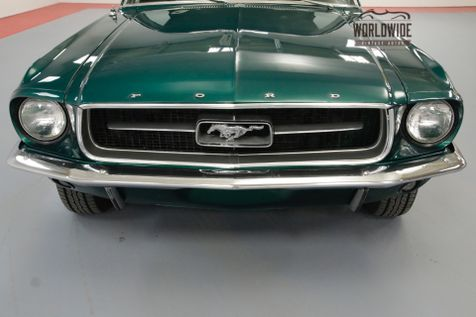 1967 Ford MUSTANG COUPE 289 V8 AUTOMATIC PS PB MUST SEE   Denver, CO   Worldwide Vintage Autos in Denver, CO