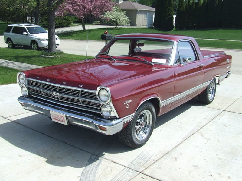1967 Ford Ranchero | Mokena, Illinois | Classic Cars America LLC ...