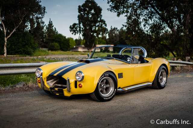 1967 Ford Shelby Cobra Replica