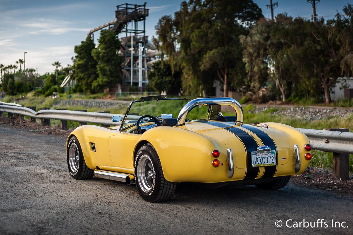 1967 Ford Shelby Cobra Replica Concord Ca Carbuffs