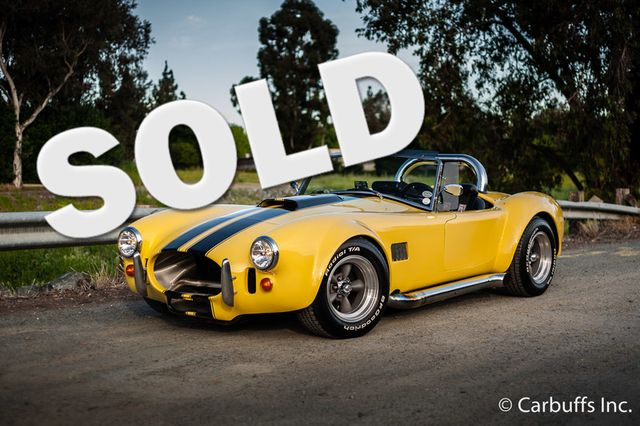 1967 Ford Shelby Cobra Replica  | Concord, CA | Carbuffs