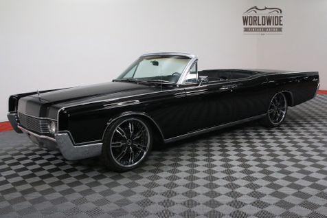 1967 Lincoln CONTINENTAL TRIPLE BLACK AUTO CUSTOM | Denver, Colorado | Worldwide Vintage Autos in Denver, Colorado