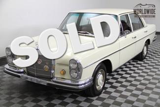 1967 Mercedes 250SE