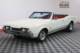 1967 Oldsmobile 442 CONVERTIBLE RARE 400V8 AUTOMATIC MUST SEE | Denver, CO | WORLDWIDE VINTAGE AUTOS in Denver CO