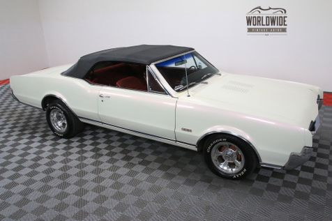 1967 Oldsmobile 442 CONVERTIBLE RARE 400V8 AUTOMATIC MUST SEE | Denver, CO | Worldwide Vintage Autos in Denver, CO