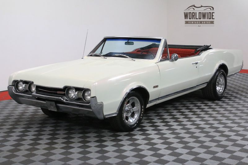 1967 Oldsmobile 442 CONVERTIBLE RARE 400V8 AUTOMATIC MUST SEE | Denver, CO | Worldwide Vintage Autos