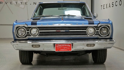 1967 Plymouth Belvedere GTX | Lubbock, Texas | Classic Motor Cars in Lubbock, Texas