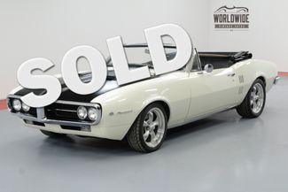 1967 Pontiac FIREBIRD 400CID V8 4-SPEED PS DISC BRAKES CONVERTIBLE | Denver, CO | Worldwide Vintage Autos in Denver CO